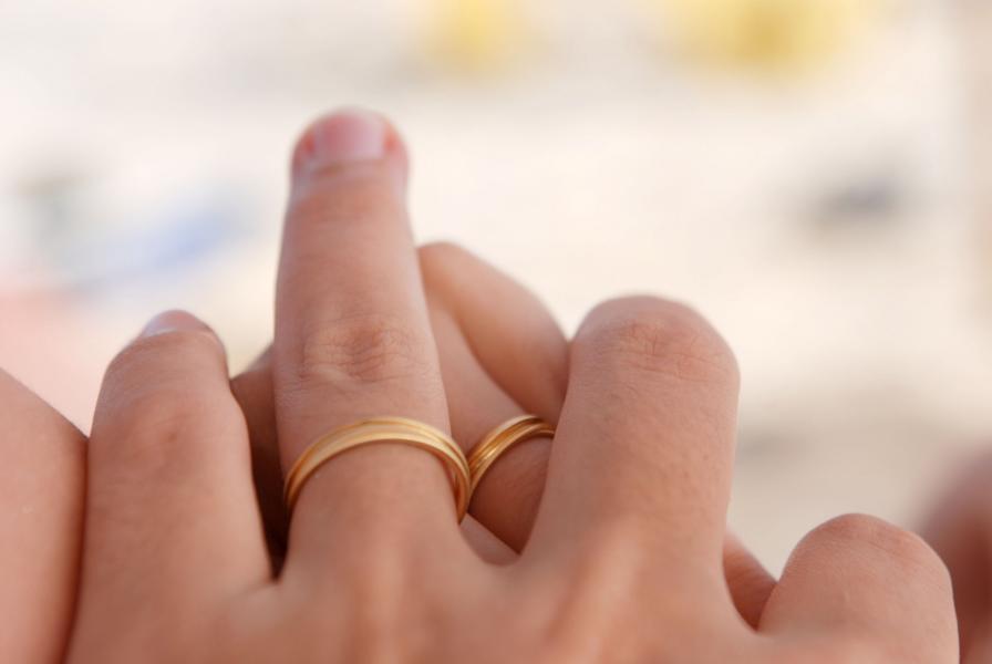 Ehejubiläen Ringe