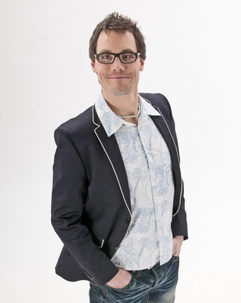 Comedian und Kabarettist Christoph Sieber