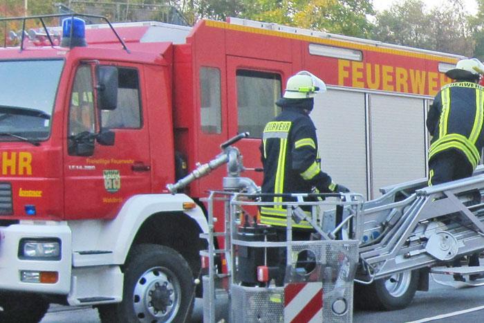 Feuerwehr der Stadt Waldbröl (Symbolfoto)