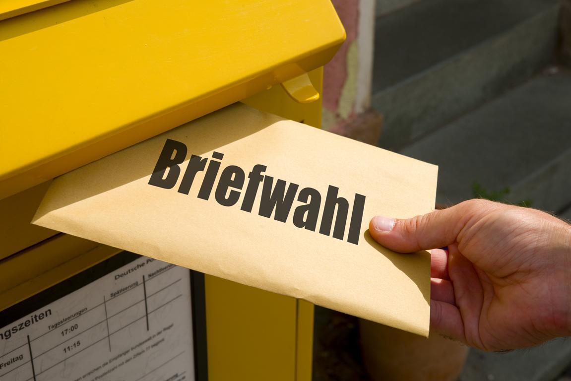 Briefwahl für die Kommunalwahl 2020 jetzt online beantragen
