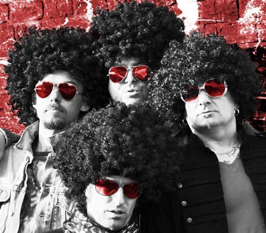 Bild der Lenny-Kravitz-Cover-Band Many Kravitz