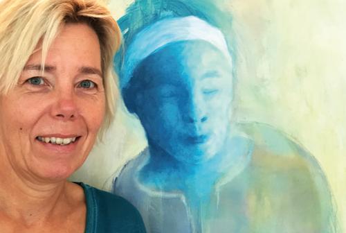 """KUNST IM RATHAUS – """"Eigene Betrachtungen"""" von Barbara Wiede, Wiehl, Vernissage 19.11.2019, 18.00 Uhr, Foyer Bürgerdorf"""