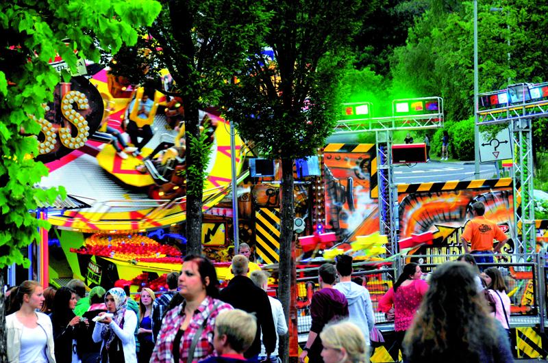 Waldbröler Stadtfest