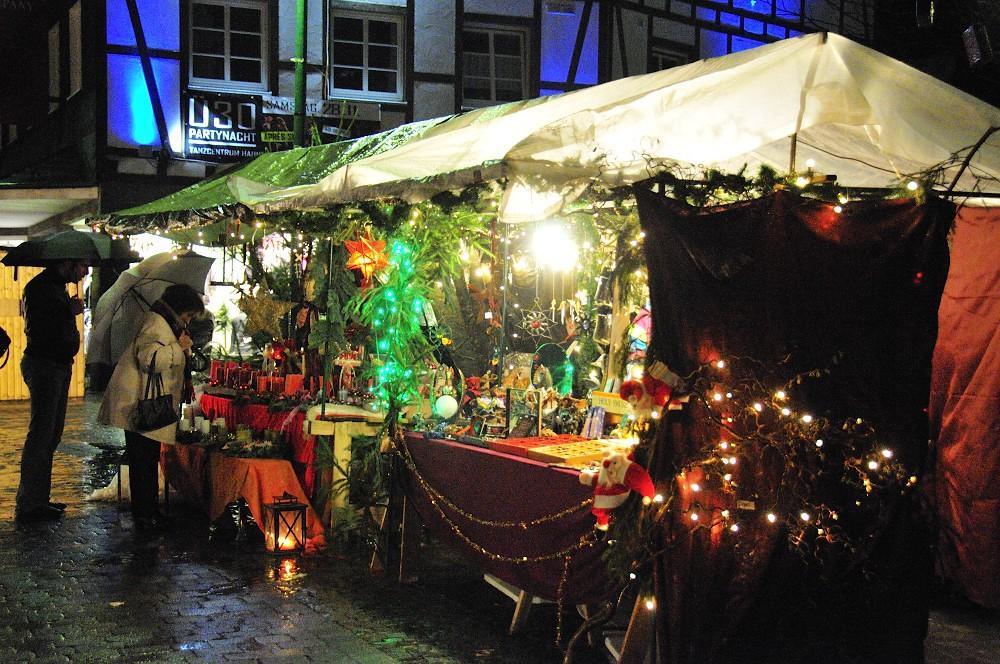Weihnachtsmarkt in Waldbröl Plakat zum Weihnachtsmarkt 2013 in Waldbröl