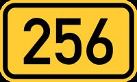 B256-Schild