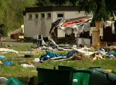 Dem Müll und Unrat auf dem ehemaligen Campingplatz soll am Samstag ein Ende gesetzt werden
