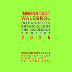 Innenstadt Waldbröl - Integriertes Entwicklungs- und Handlungskonzept 2025