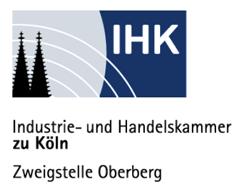 Logo der Industrie- und Handelskammer zu Köln: Zweigstelle Oberberg