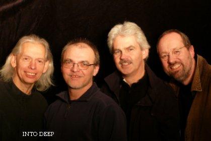Die Band Into Deep spielt am Samstag, dem 07.05.2011 in der Klus in Waldbröl-Niederhof
