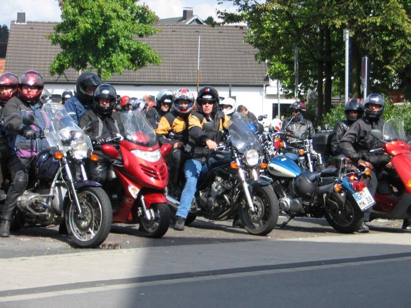 Motorradgottesdienst in Waldbröl Motorradgottesdienst in Waldbröl Motorradgottesdienst in Waldbröl