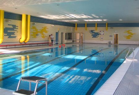 Bild des Schwimmbads Waldbröl