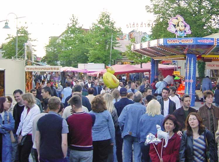 Auch das Waldbröler Stadtfest 2012 soll wieder viele Besucher anlocken