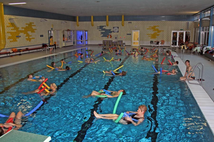 Wellness im Waldbröler Schwimmbad