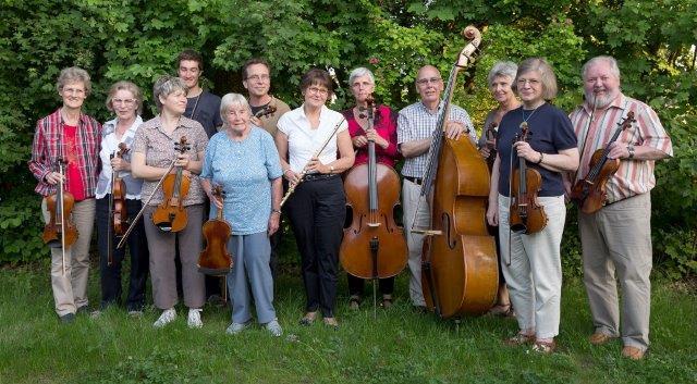 Kammerorchester des Waldbröler Kulturtreffs