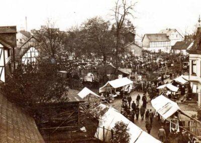 Vieh- und Krammarkt