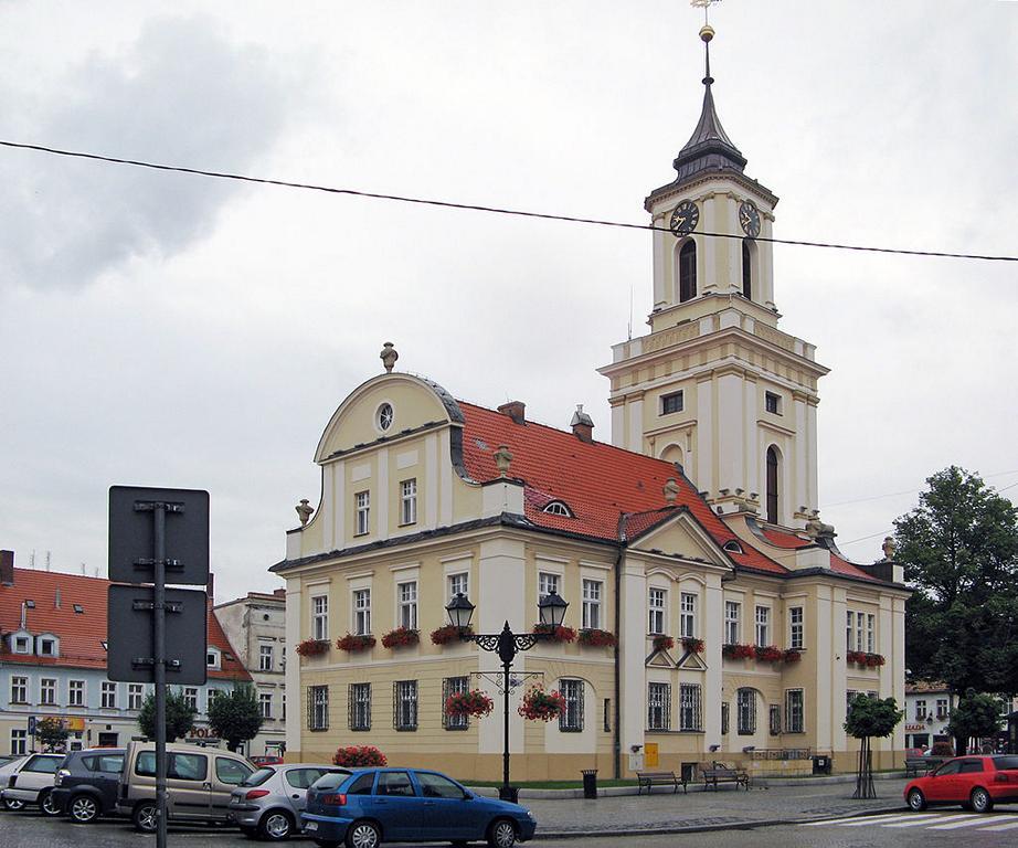 Rathaus Swiebodzice
