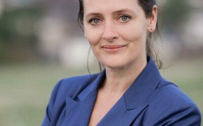 Begrüßung der Bürgermeisterin Larissa Weber