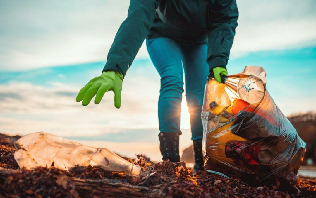 Mach mit! wilden Müll sammeln – eine Initiative der BAV Abfallberatung