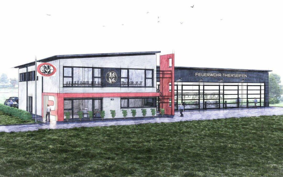 Drei neue Feuerwehrgerätehäuser für die Feuerwehren in Waldbröl