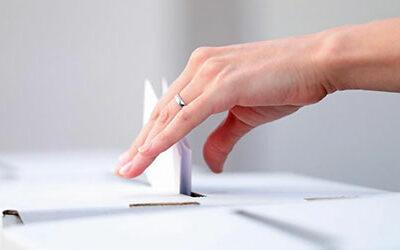 Wahlbekanntmachung