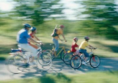 Fahrrad fahren / Radtouren