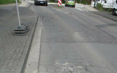 Ertüchtigung der Umleitungsstrecke – Bahnhofstraße-West