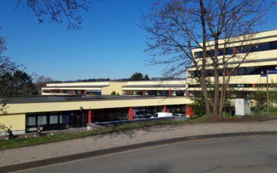 Dachbegrünung für das Schulzentrum Waldbröl