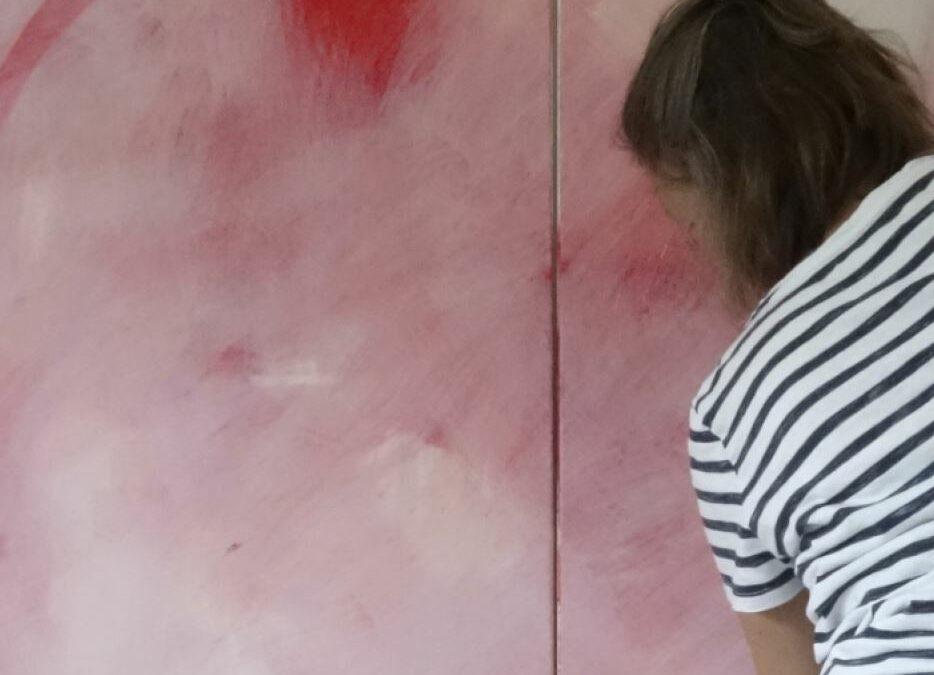 Ausstellungseröffnung von Maria Deppe