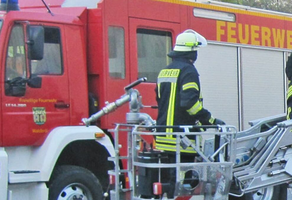 Stellenausschreibung Feuerwehrgerätewart (m/w/d)