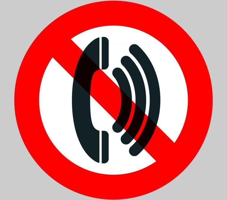 Stadtverwaltung am 27.08.2021 nachmittags telefonisch nicht erreichbar