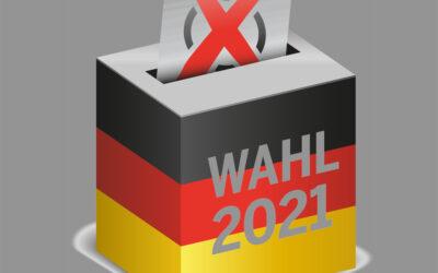 Wahl zum Deutschen Bundestag 2021: Wahlergebnisse der Marktstadt Waldbröl