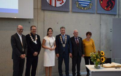 Waldbröl feierte Städtepartnerschaftsjubiläen sowie den Tag der deutschen Einheit